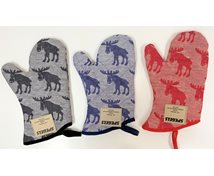 GLOVE MOOSE/WH.FABRIC
