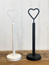 HEART FOR Household Paper Roll Stand  WITH RIBBON (STAND SOLD SEPARATELY)