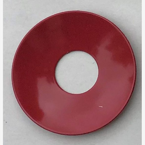 CANDLERING 65MM RED