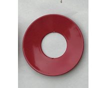 CANDLERING 52MM RED