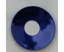 CANDLERING 65MM BLUE