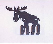 HANGER MOOSE BLACK