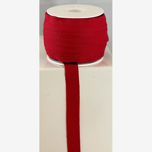 RIBBON 15 MM RED